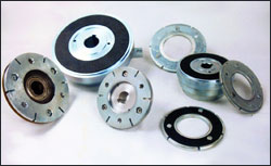 Electromagnetic Shaft Mounted Clutch Type  SMC